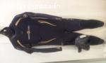 Combi semi étanche Femme aqualung iceland